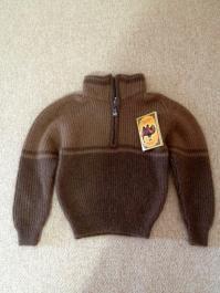 Детский свитер из верблюжьей шерсти